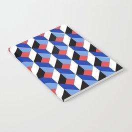 Retro Cube  Notebook
