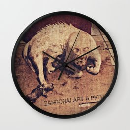 Renegade Son Wall Clock