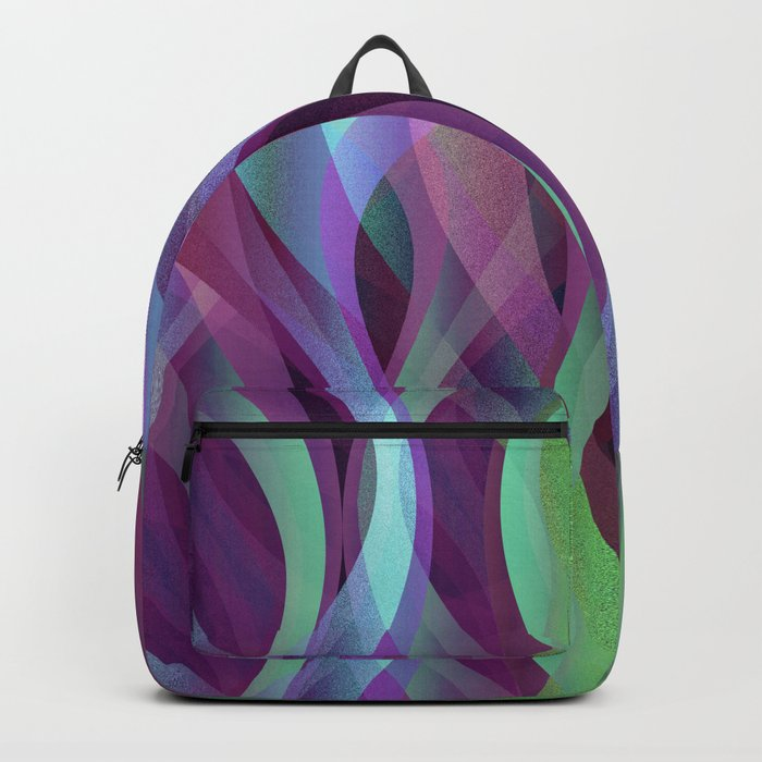 Abstract background G134 Backpack