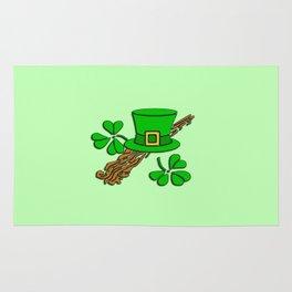Irish Hat Design Rug