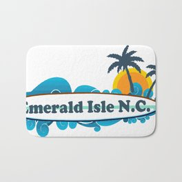 Emerald Isle - North Carolina. Bath Mat