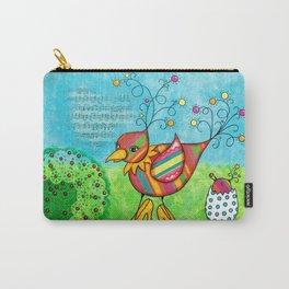 Momma Bird Carry-All Pouch