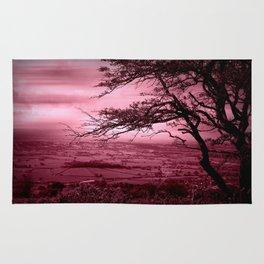 Rosy Evening Rug