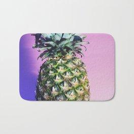 Purple Pineapple Bath Mat