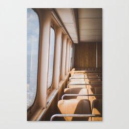 Ferry Ride Canvas Print