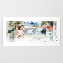 taza Art Print