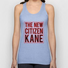 The New Citizen Kane Unisex Tank Top