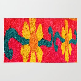 Flower carpets Rug
