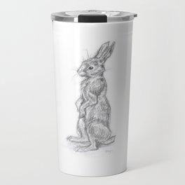 Pogo the Rabbit Travel Mug