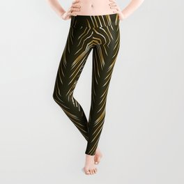 Wheat Grass Green Leggings