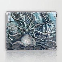 Sea Monster Laptop & iPad Skin