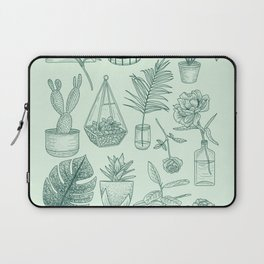 PLANTS LOVER Laptop Sleeve