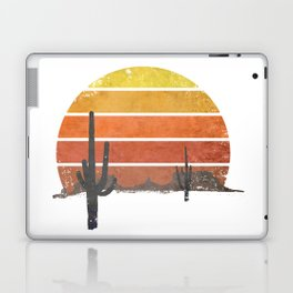Runnin' Into The Sun Laptop & iPad Skin