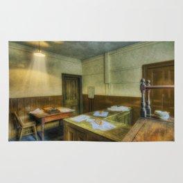 Antique Office Rug