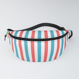Stripes circus collection Fanny Pack