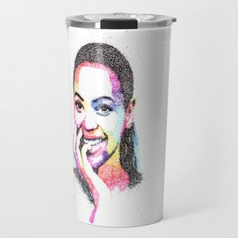 Queen B Travel Mug