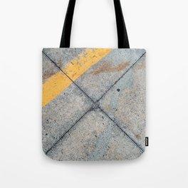Concrete Ground Tote Bag