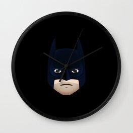 I'm Bat-Man (Emoji) Wall Clock