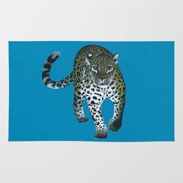 Leopardo the Leopard Rug