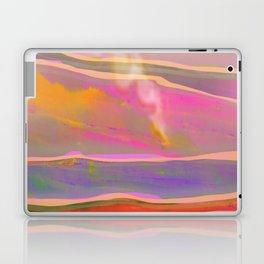 Adventure in the Volcanic Lands - Fumarole Laptop & iPad Skin