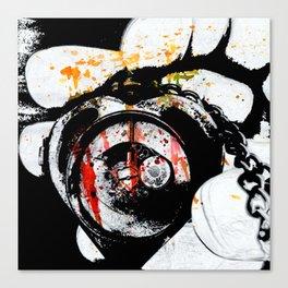 Love Defeated Canvas Print