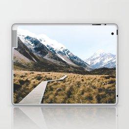 Mt Cook/Aoraki Laptop & iPad Skin