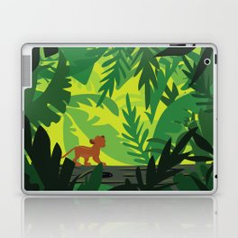 Lion King - Simba Pattern Laptop & iPad Skin