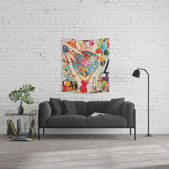 Party Time Wall Tapestry
