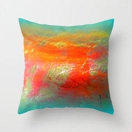 Britannia Copper Throw Pillow