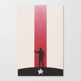 Picard (Movies) Canvas Print