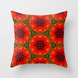 Poppy delight - 248 Throw Pillow