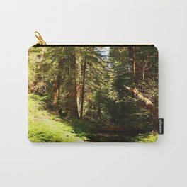 A Muir Woods Scene Carry-All Pouch