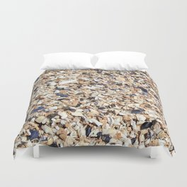 Collective Fragments Duvet Cover