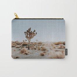 Joshua Tree / California Desert Carry-All Pouch