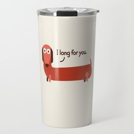 In the Wurst Way Travel Mug