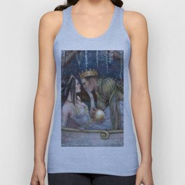 Magic Tales Series - The Frog Prince Unisex Tank Top