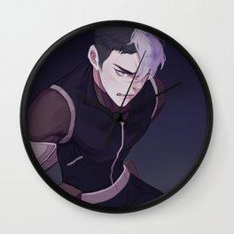 Voltron Shiro Wall Clock