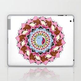 Catbug Flower Laptop & iPad Skin