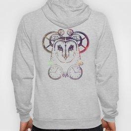 Clockwork Owl - Galaxy Hoody