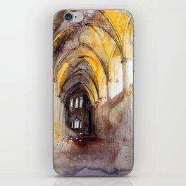 akwarelka 89 iPhone Skin