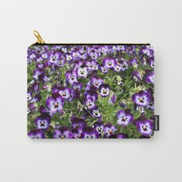 Violet Dreams Carry-All Pouch