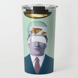 Under the Bowler Travel Mug