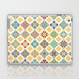 A sunny day in Marrakesh Laptop & iPad Skin