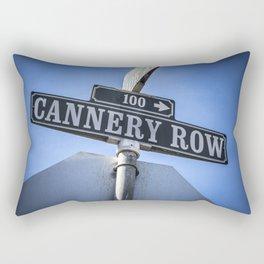 Cannery Row Rectangular Pillow