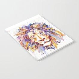Lion Head Notebook