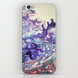 fluid iPhone Skin