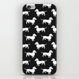 Dachshunds All Over iPhone Skin
