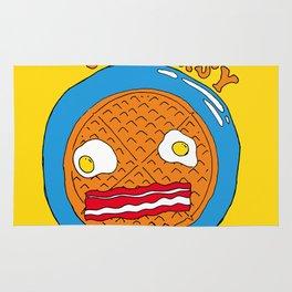 $7 Waffle Pile Rug