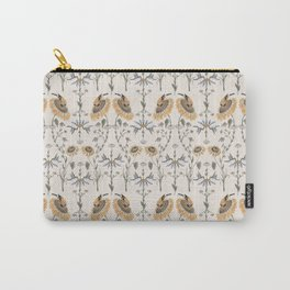 Goldfinch & Hummingbird Carry-All Pouch