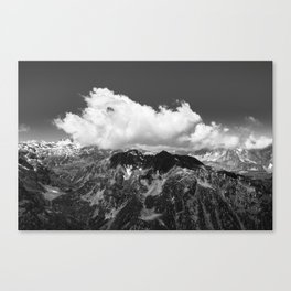 Switzerland II Canvas Print